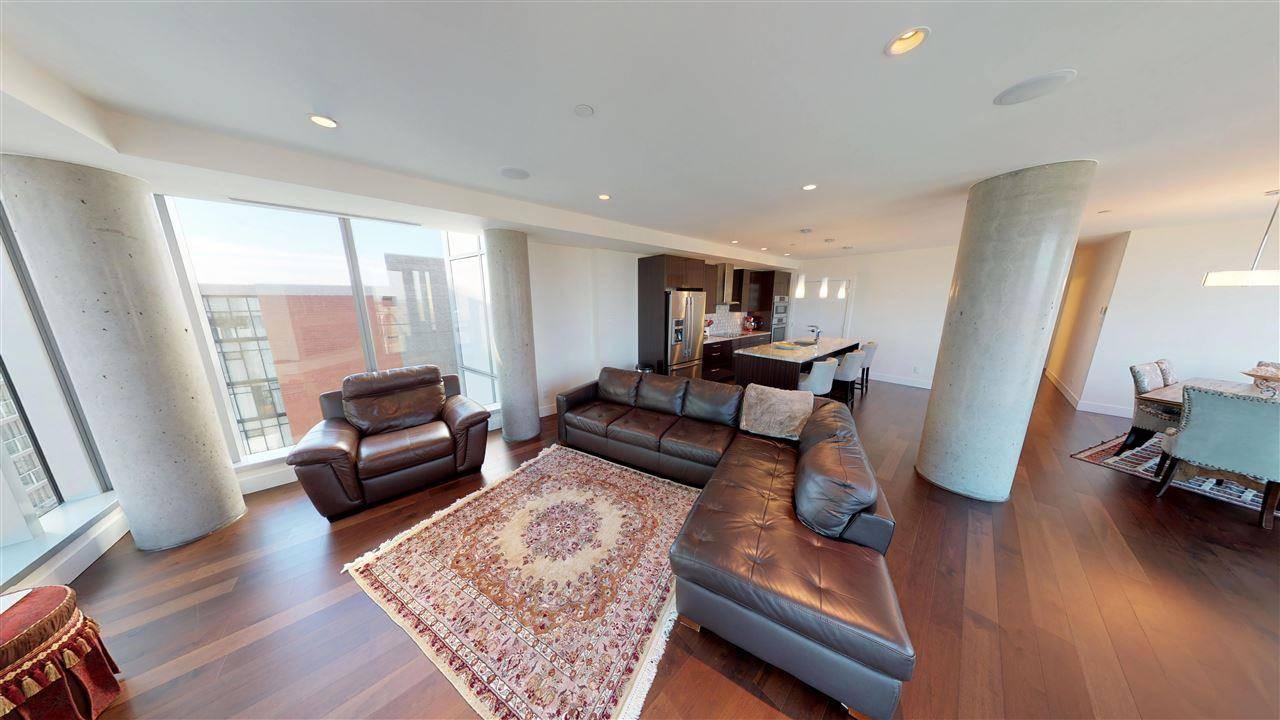 Condo for sale at 11969 Jasper Ave Nw Unit 701 Edmonton Alberta - MLS: E4189248