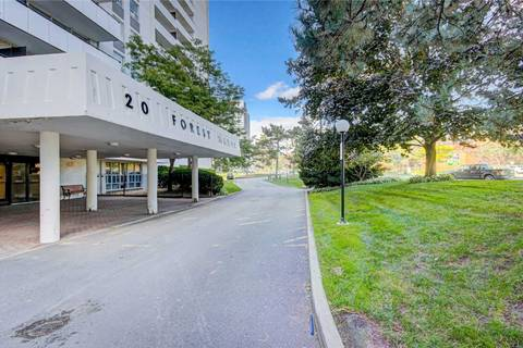 Apartment for rent at 20 Forest Manor Rd Unit 701 Toronto Ontario - MLS: C4601108