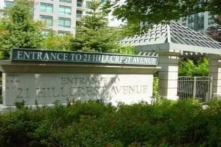 Apartment for rent at 21 Hillcrest Ave Unit 701 Toronto Ontario - MLS: C4575365