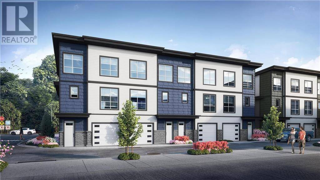 Townhouse for sale at 3351 Luxton Rd Unit 701 Victoria British Columbia - MLS: 423817