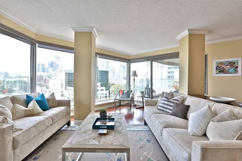 Condo for sale at 401 Queens Quay Blvd Unit 701 Toronto Ontario - MLS: C4577924