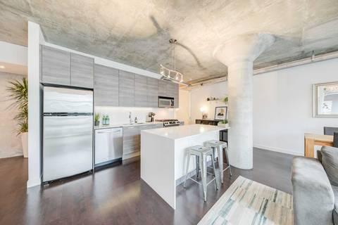Condo for sale at 42 Camden St Unit 701 Toronto Ontario - MLS: C4627485