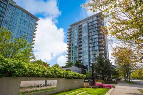 Condo for sale at 5088 Kwantlen St Unit 701 Richmond British Columbia - MLS: R2438252