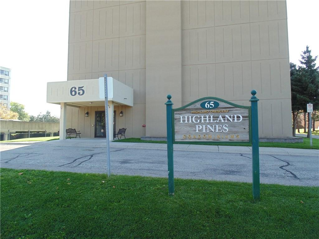 701 - 65 Highland Crescent, Kitchener | Sold? Ask us | Zolo.ca