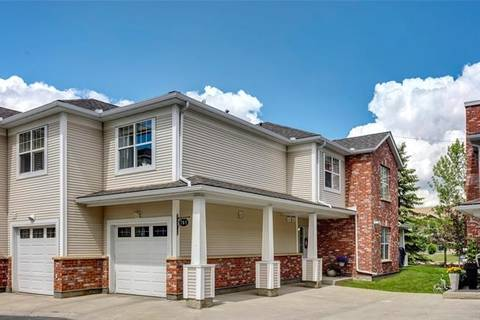 Townhouse for sale at 7171 Coach Hill Rd Southwest Unit 701 Calgary Alberta - MLS: C4255198