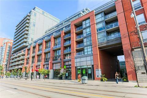 Condo for sale at 775 King St Unit 701 Toronto Ontario - MLS: C4693425