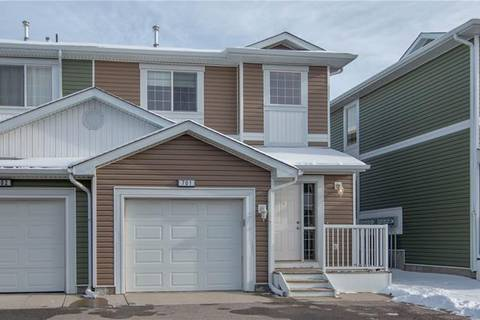 Townhouse for sale at 800 Yankee Valley Blvd Southeast Unit 701 Airdrie Alberta - MLS: C4253605