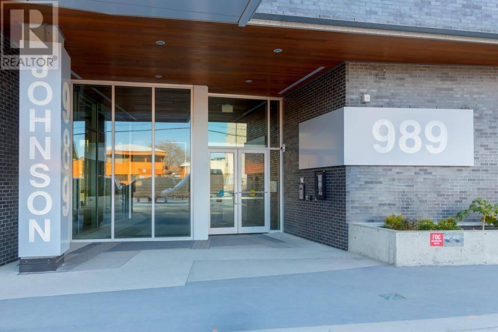 Condo for sale at 989 Johnson St Unit 701 Victoria British Columbia - MLS: 423381
