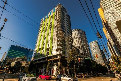 Sold: 701 - 999 Seymour Street, Vancouver, BC