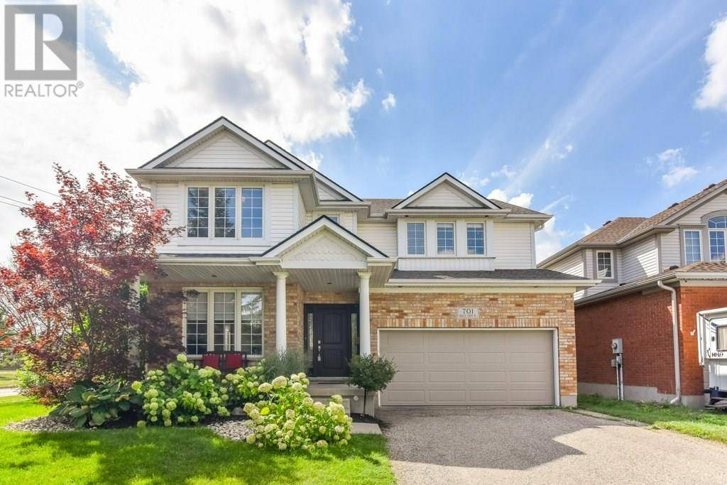 House for sale at 701 Holly View Pl Waterloo Ontario - MLS: 30759824