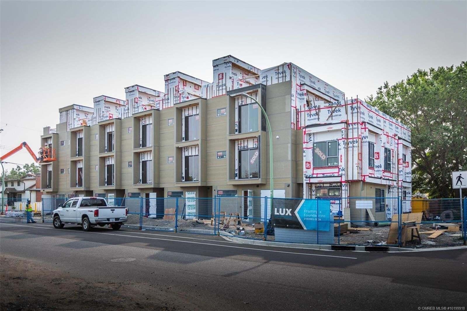 Townhouse for sale at 701 Morrison Ave Kelowna British Columbia - MLS: 10199918