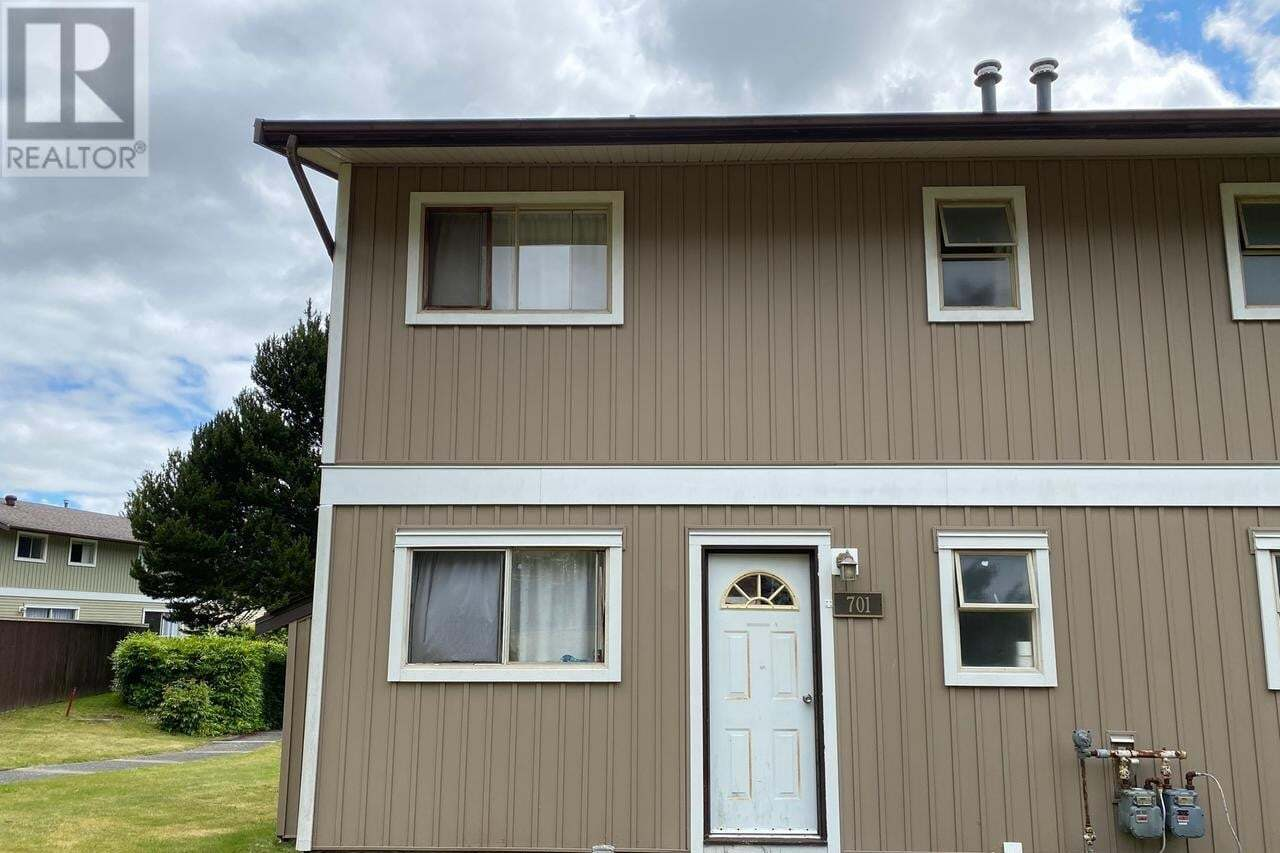 Townhouse for sale at 701 Nigei  Port Alice British Columbia - MLS: 843858