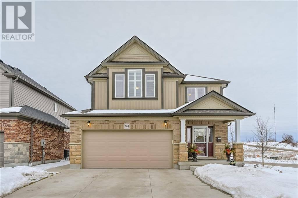 House for sale at 701 Rock Elm St Waterloo Ontario - MLS: 30788896