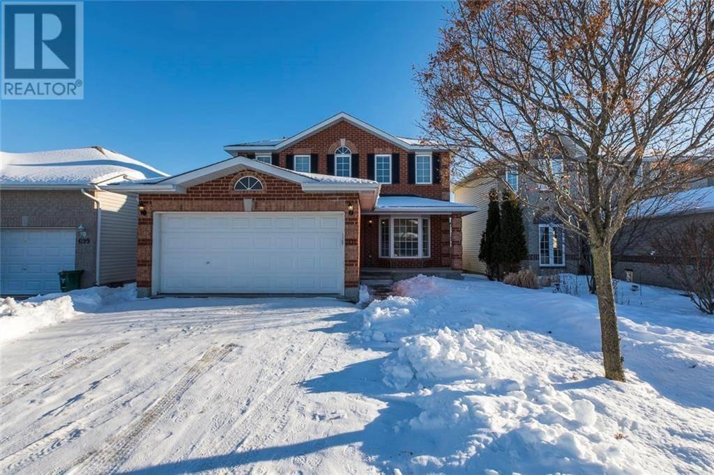House for sale at 701 Vermillion Dr Ottawa Ontario - MLS: 1180128