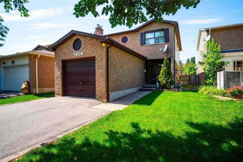 House for sale at 7010 Cordingley Cres Mississauga Ontario - MLS: W4870072