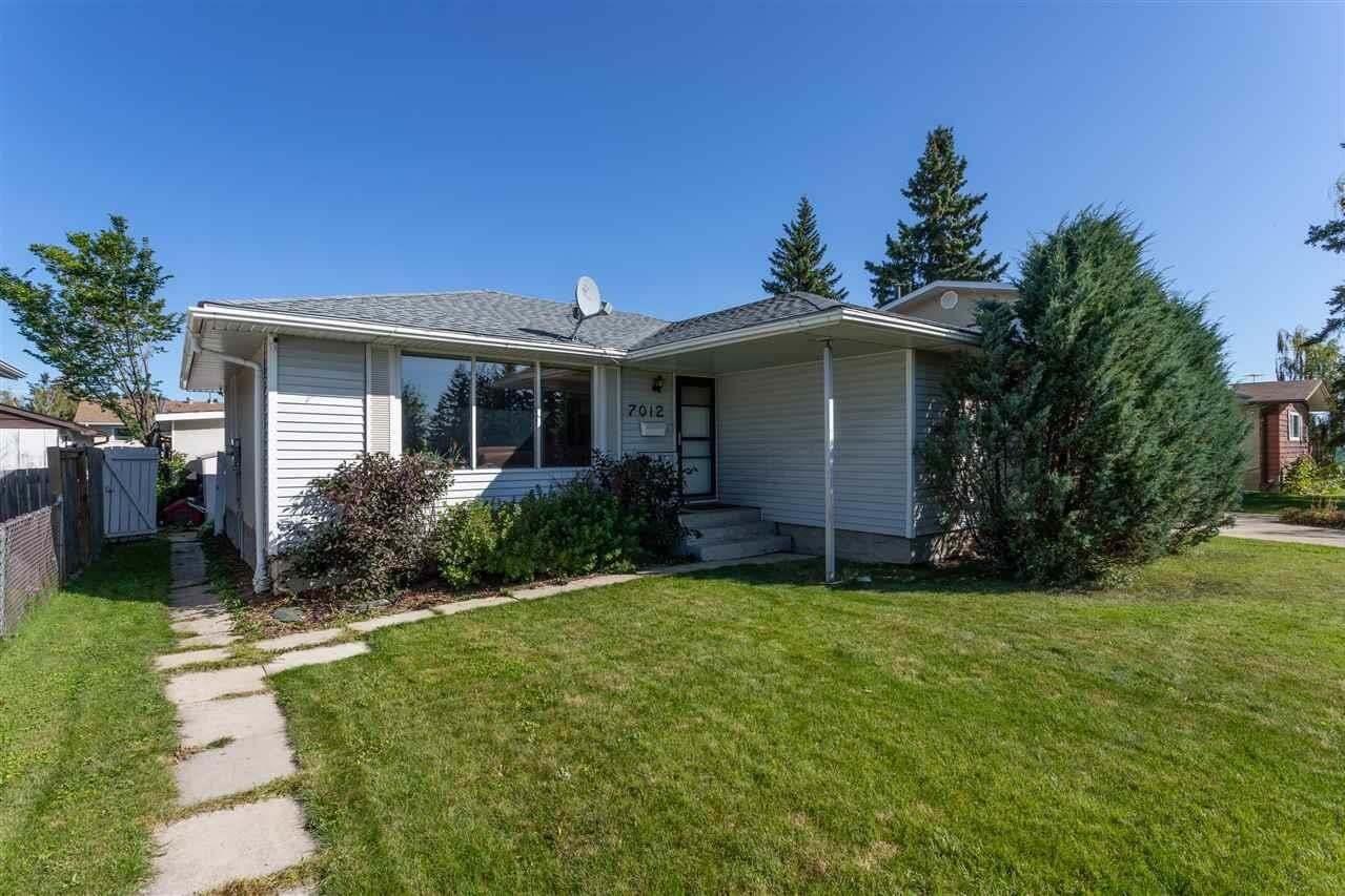 House for sale at 7012 138 Av NW Edmonton Alberta - MLS: E4191152