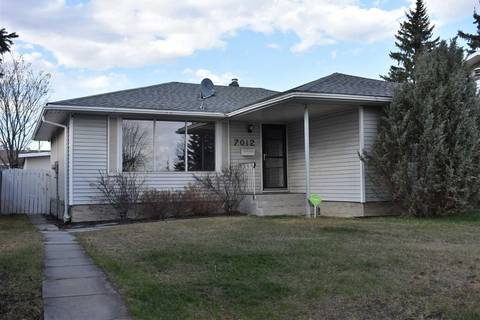 House for sale at 7012 138 Ave Nw Edmonton Alberta - MLS: E4153439
