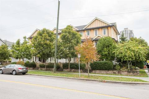 Townhouse for sale at 7012 Griffiths Ave Burnaby British Columbia - MLS: R2408612