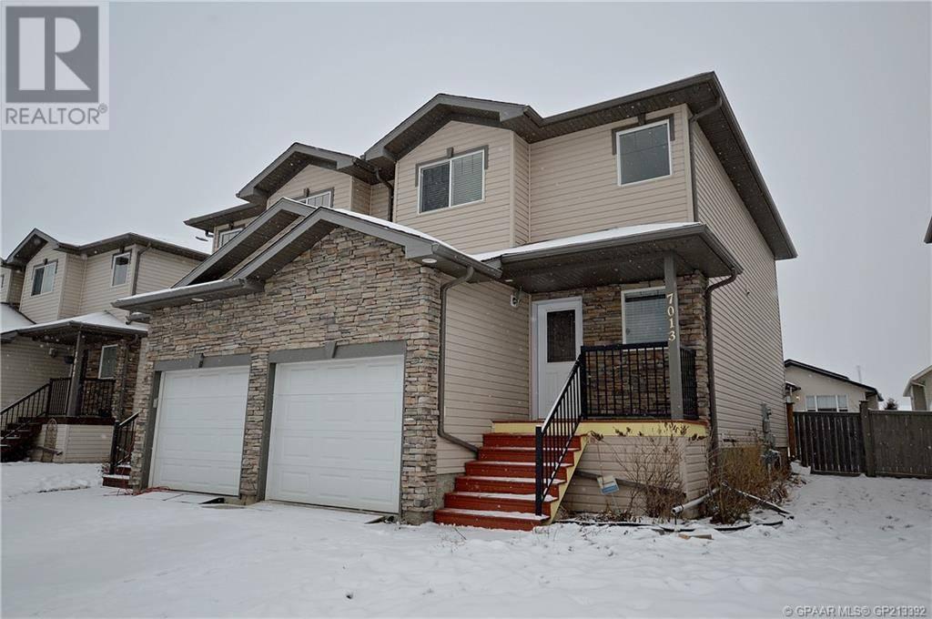 House for sale at 7013 112 St Grande Prairie Alberta - MLS: GP213392