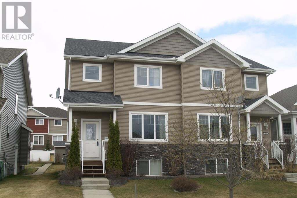 Townhouse for sale at 7016 Cobb St Lacombe Alberta - MLS: ca0191537