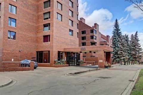 Condo for sale at 500 Eau Claire Ave Southwest Unit 701E Calgary Alberta - MLS: C4238747
