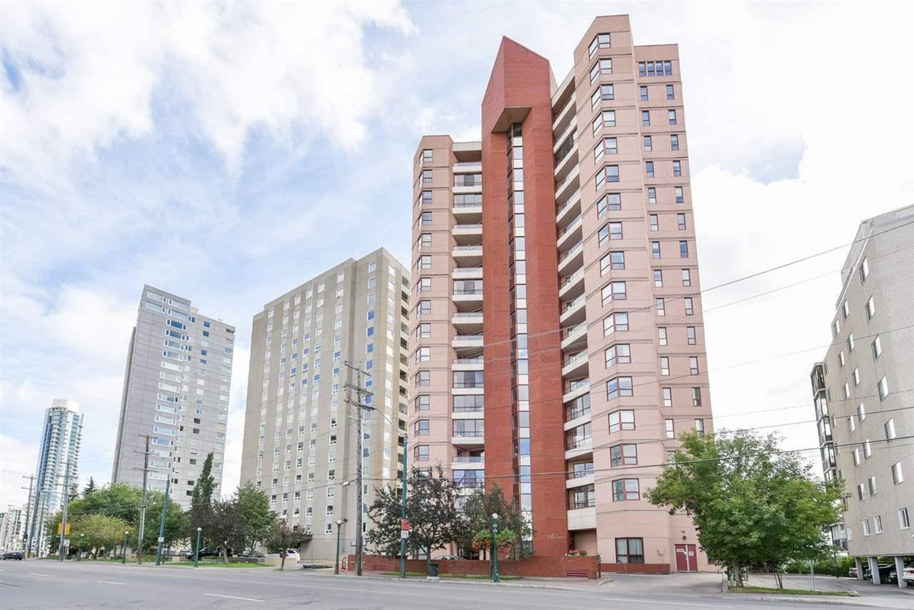 Condo for sale at 12319 Jasper Ave Nw Unit 702 Edmonton Alberta - MLS: E4184415