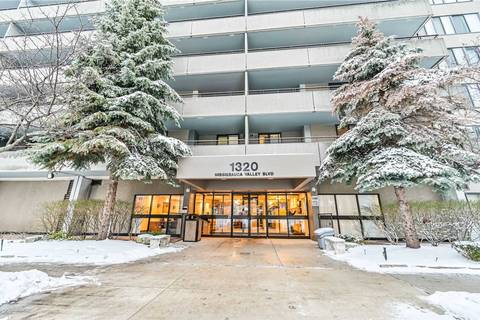 Condo for sale at 1320 Mississauga Valley Blvd Unit 702 Mississauga Ontario - MLS: W4646696