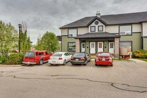 Townhouse for sale at 140 Sagewood Blvd Southwest Unit 702 Airdrie Alberta - MLS: C4281454