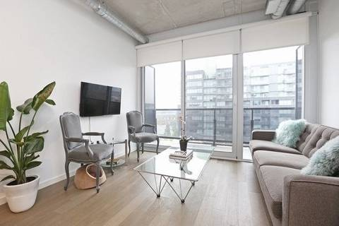 Apartment for rent at 170 Bayview Ave Unit 702 Toronto Ontario - MLS: C4581307