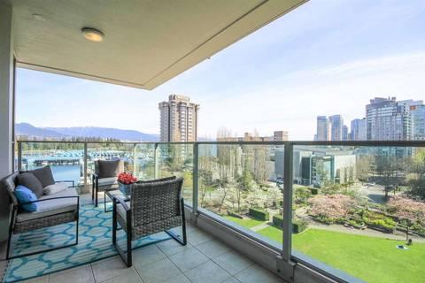 Condo for sale at 1717 Bayshore Dr Unit 702 Vancouver British Columbia - MLS: R2450068