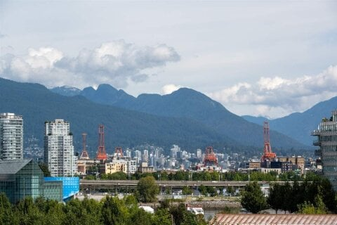 Condo for sale at 1833 Crowe St Unit 702 Vancouver British Columbia - MLS: R2497699