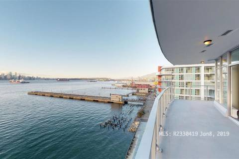 Condo for sale at 185 Victory Ship Wy Unit 702 North Vancouver British Columbia - MLS: R2377562