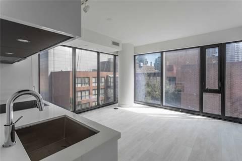 Apartment for rent at 188 Cumberland St Unit 702 Toronto Ontario - MLS: C4554591