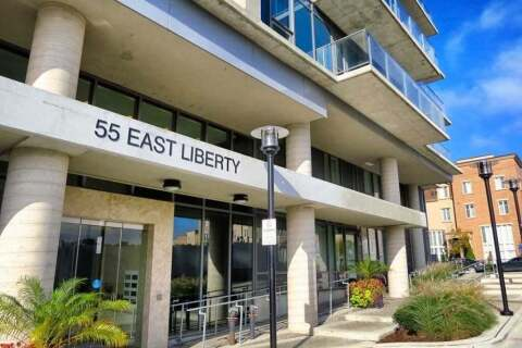 Apartment for rent at 55 East Liberty St Unit 702 Toronto Ontario - MLS: C4927502