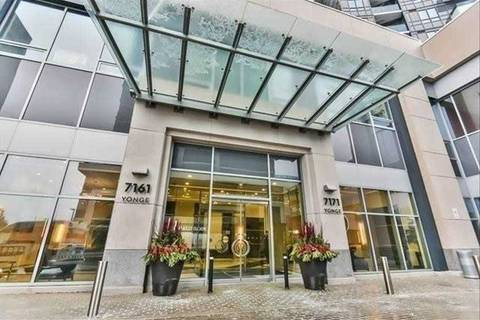 Apartment for rent at 7171 Yonge St Unit 702 Markham Ontario - MLS: N4461475