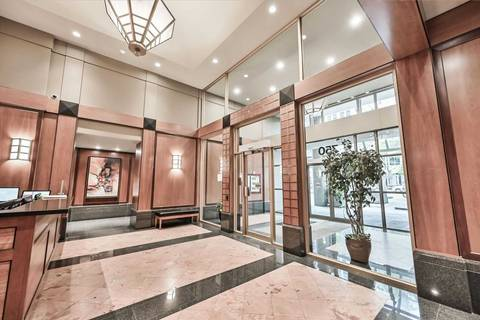 Condo for sale at 750 Bay St Unit 702 Toronto Ontario - MLS: C4578299