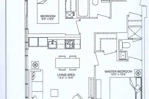 Apartment for rent at 8 Eglinton Ave Unit 702 Toronto Ontario - MLS: C4520307