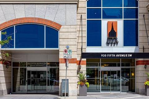 Condo for sale at 920 5 Ave Southwest Unit 702 Calgary Alberta - MLS: C4221783