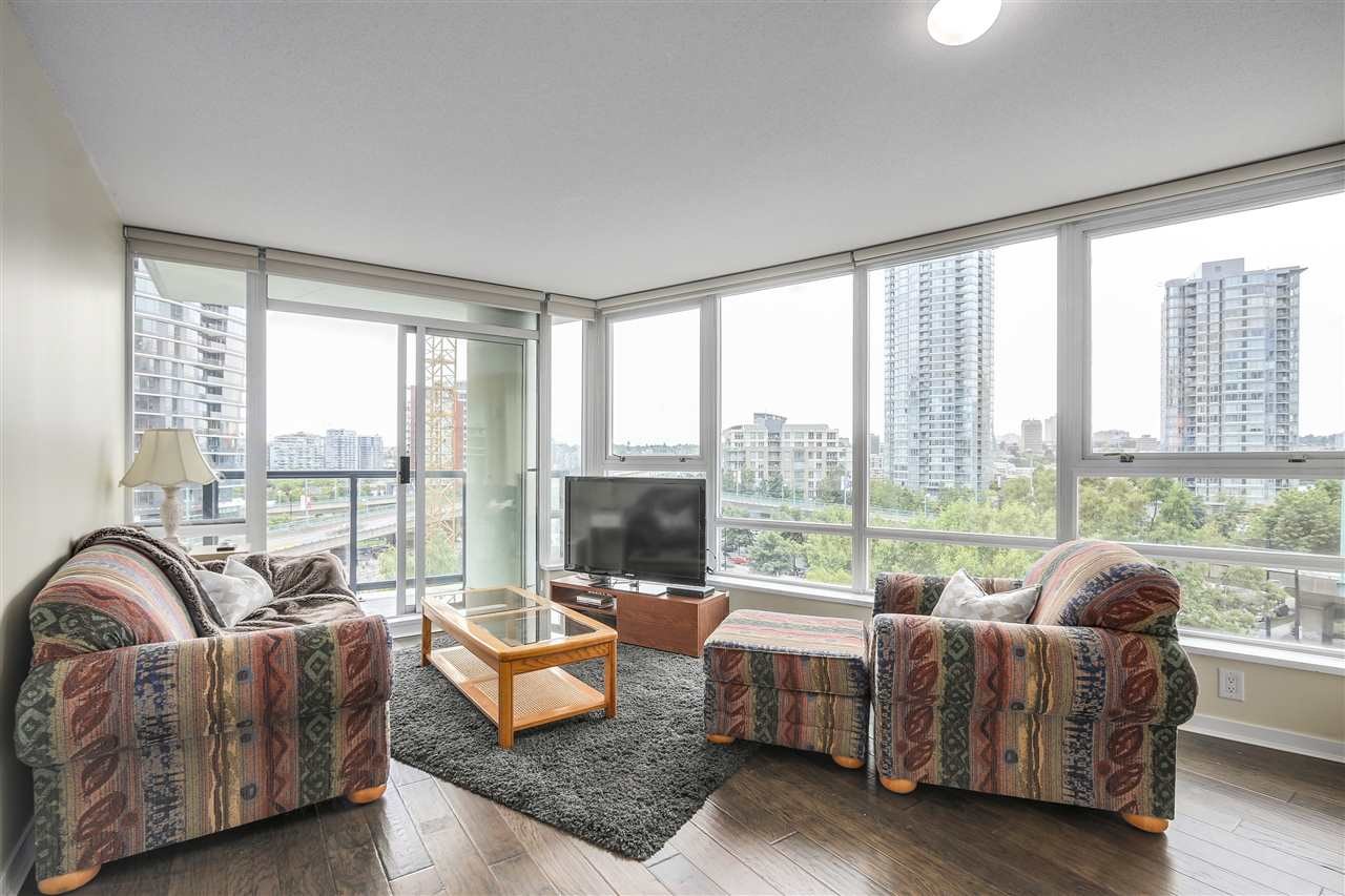 Sold: 702 - 939 Expo Boulevard, Vancouver, BC