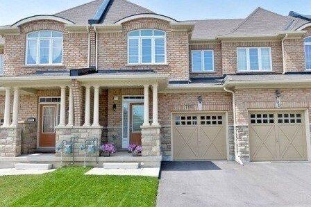 Townhouse for rent at 702 Asleton Blvd Milton Ontario - MLS: W4995627