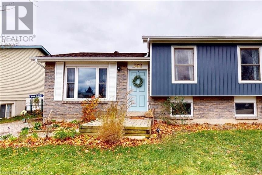 House for sale at 702 Brownell Dr Kincardine Ontario - MLS: 40044361