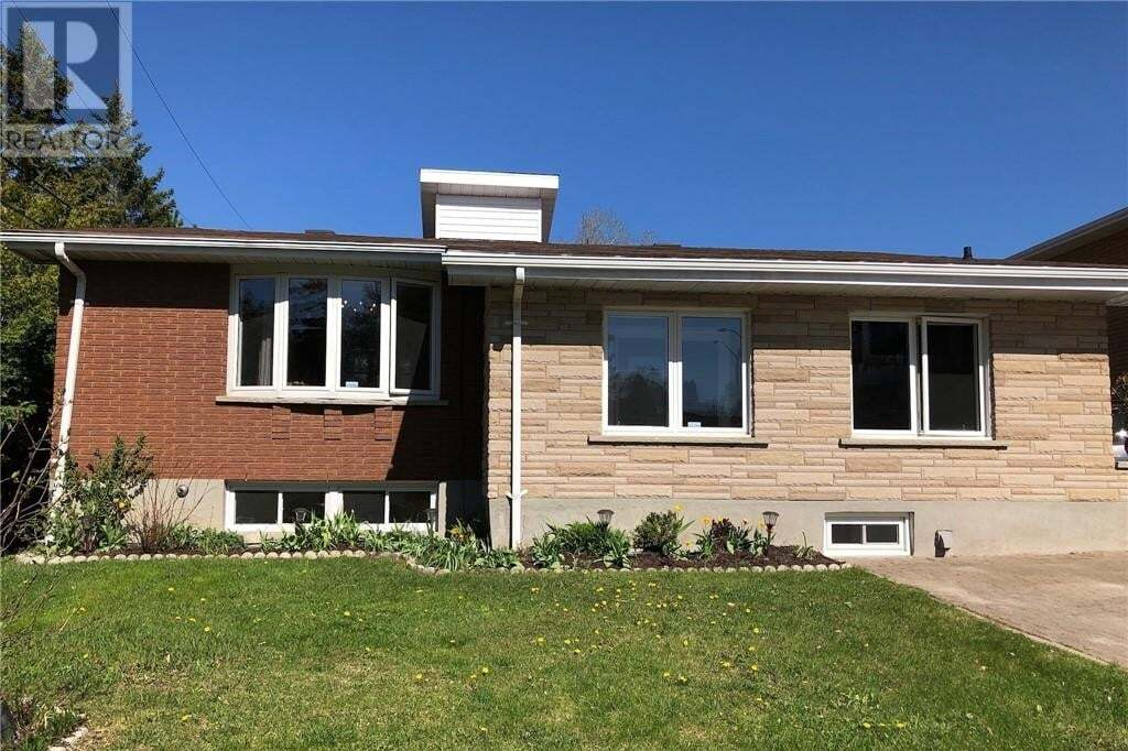 House for sale at 702 Burton Ave Sudbury Ontario - MLS: 2085376