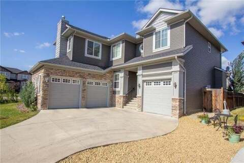 House for sale at 702 Canoe Ave SW Airdrie Alberta - MLS: C4287194
