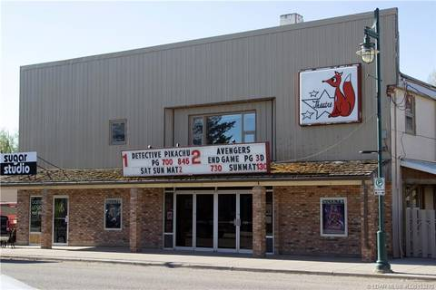 Commercial property for sale at 702 Main St Pincher Creek Alberta - MLS: LD0153270
