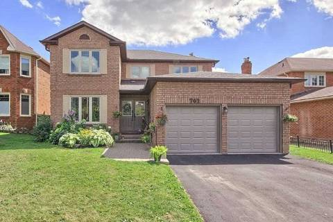 House for sale at 702 Rupert Ave Whitchurch-stouffville Ontario - MLS: N4605484