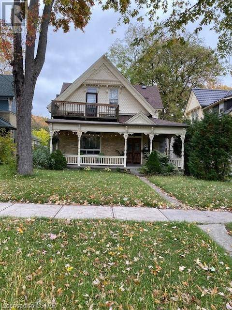 Townhouse for sale at 702 Waterloo St London Ontario - MLS: 229074