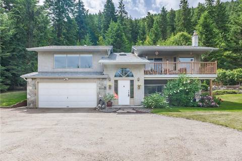 House for sale at 7020 Brewer Rd Coldstream British Columbia - MLS: 10185615