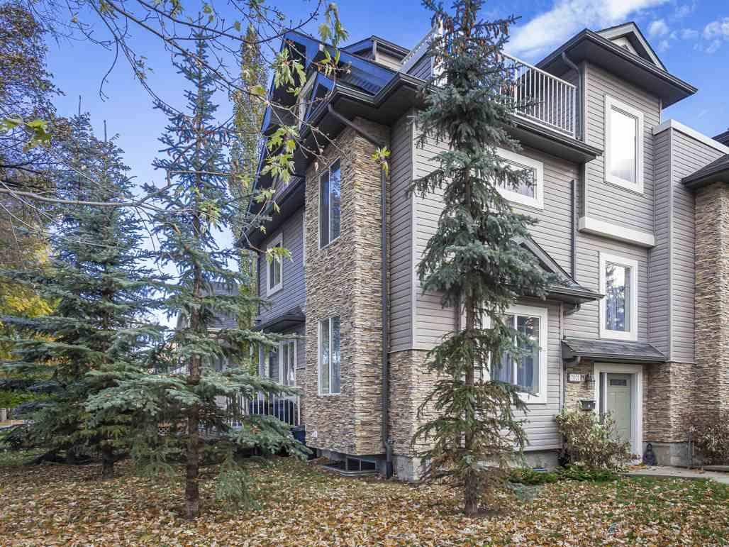 Townhouse for sale at 7021 95 St Nw Edmonton Alberta - MLS: E4177252
