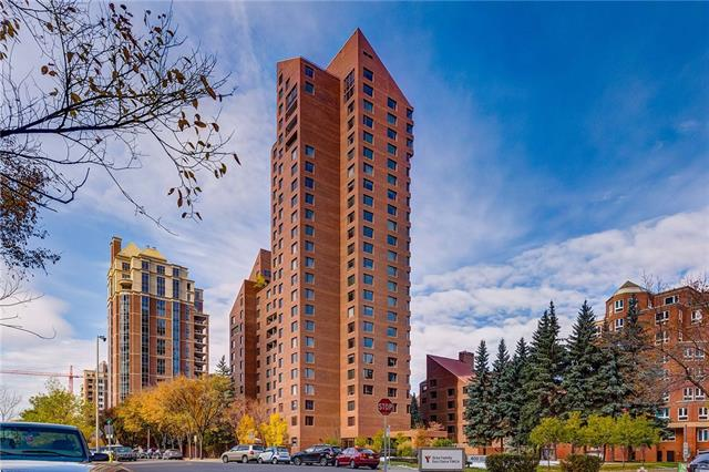 Removed: 702e - 500 Eau Claire Avenue Southwest, Calgary, AB - Removed on 2018-06-28 07:12:04