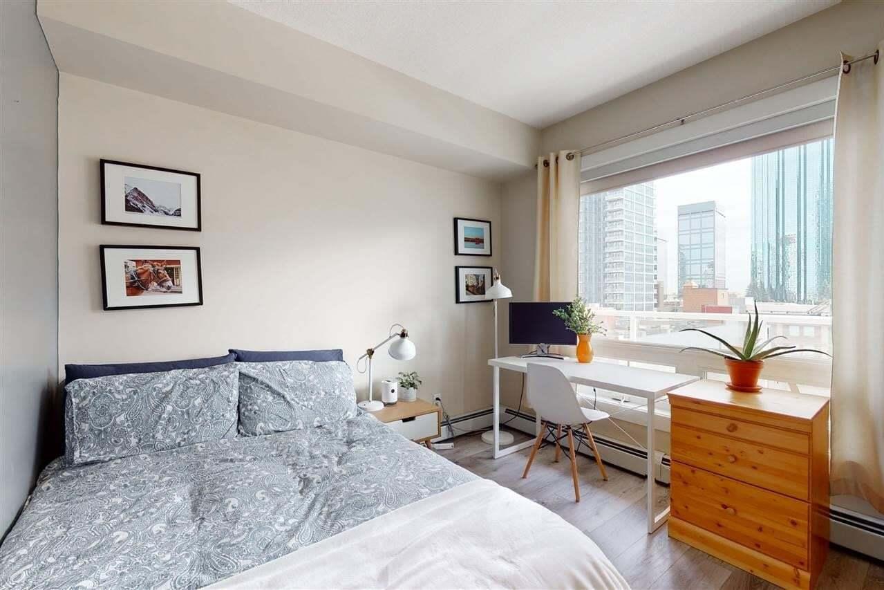 Condo for sale at 10152 104 St NW Unit 703 Edmonton Alberta - MLS: E4195263